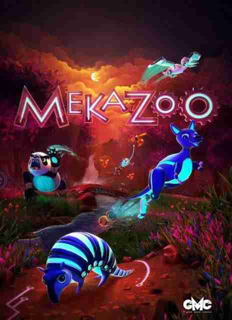 Descargar Mekazoo [ENG][ACTiVATED] por Torrent